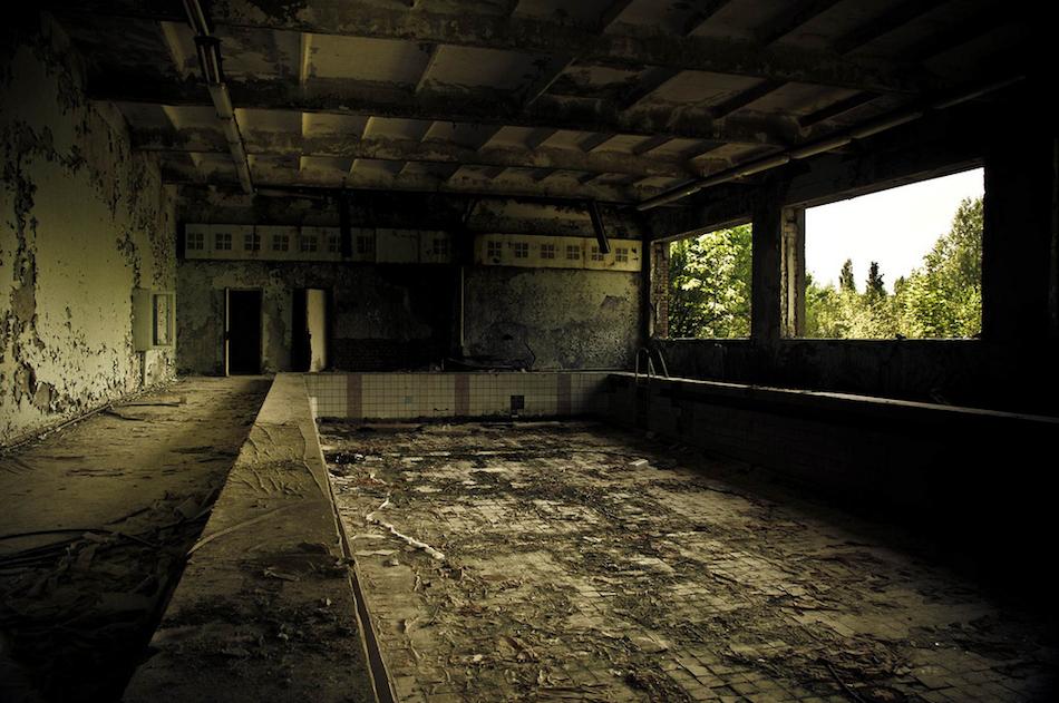 çernobil nükleer pripyat ukrayna şehir fotoğrafları 1