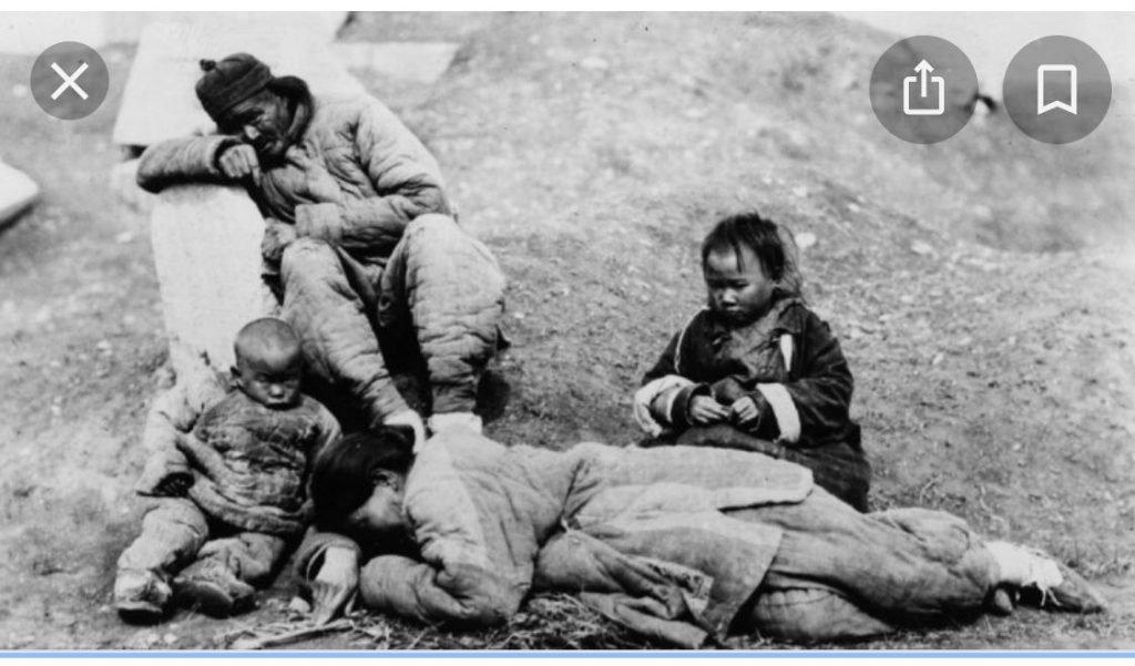Büyük Çin Kıtlığı