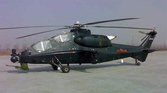 CAIC-WZ-10-cin-savas-helikopteri