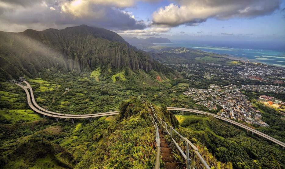 Haiku-Merdivenleri-Hawaii
