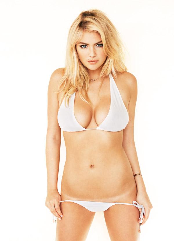Kate-Upton-White-bathing-Suit