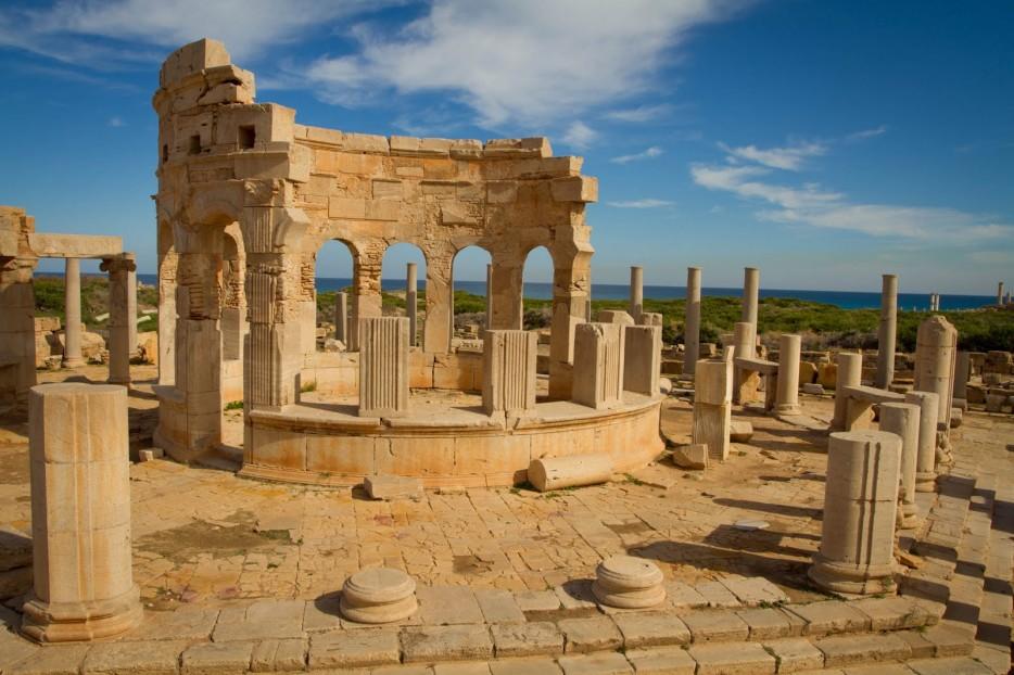 Leptis-Magna-Tripoli-Libya