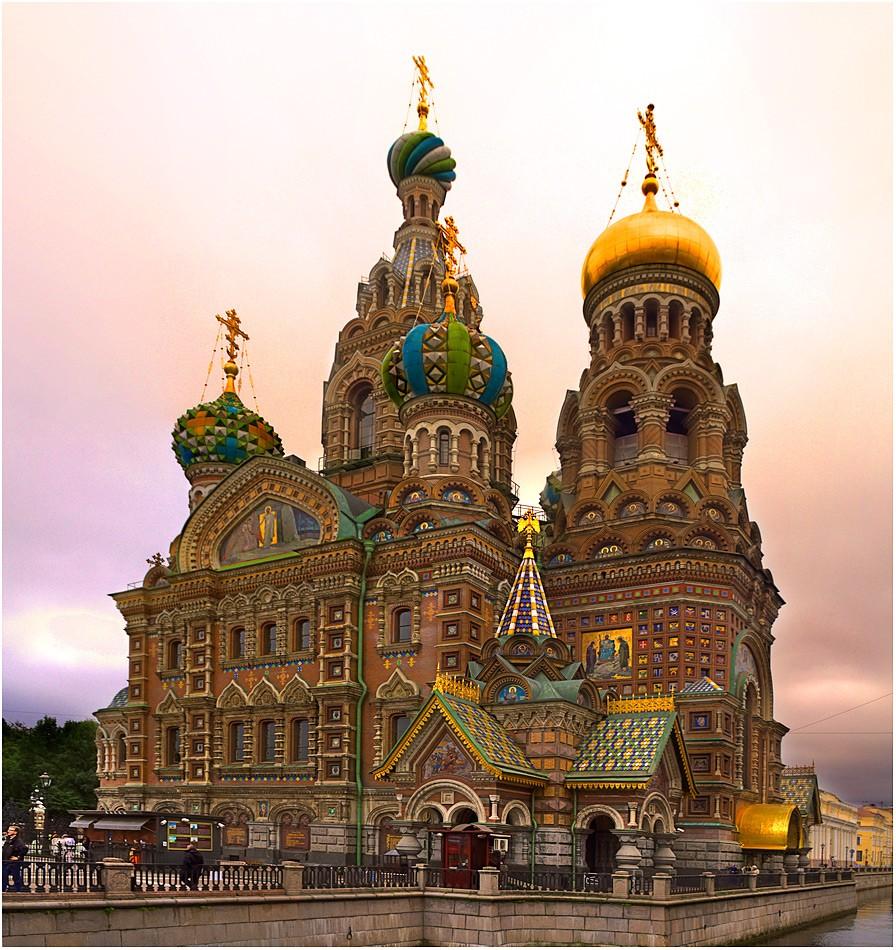 Savior-Kilisesi,-Saint-Petersburg-Rusya