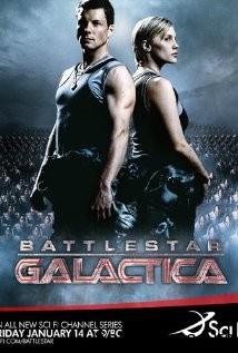 battlestar galactica bilim kurgu dizi