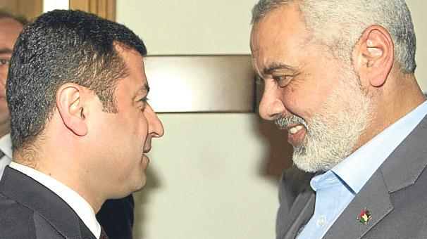 diyarbakir-i-ozgur-gormek-isteriz-pkk Selahattin Demirtaş filistin hükümeti başbakanı ismail haniye