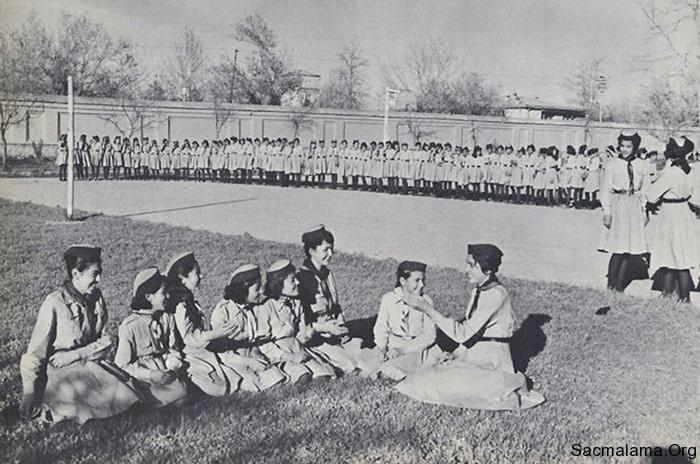 Eski Afganistan Fotoğrafları