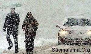 istanbul a kar geliyor