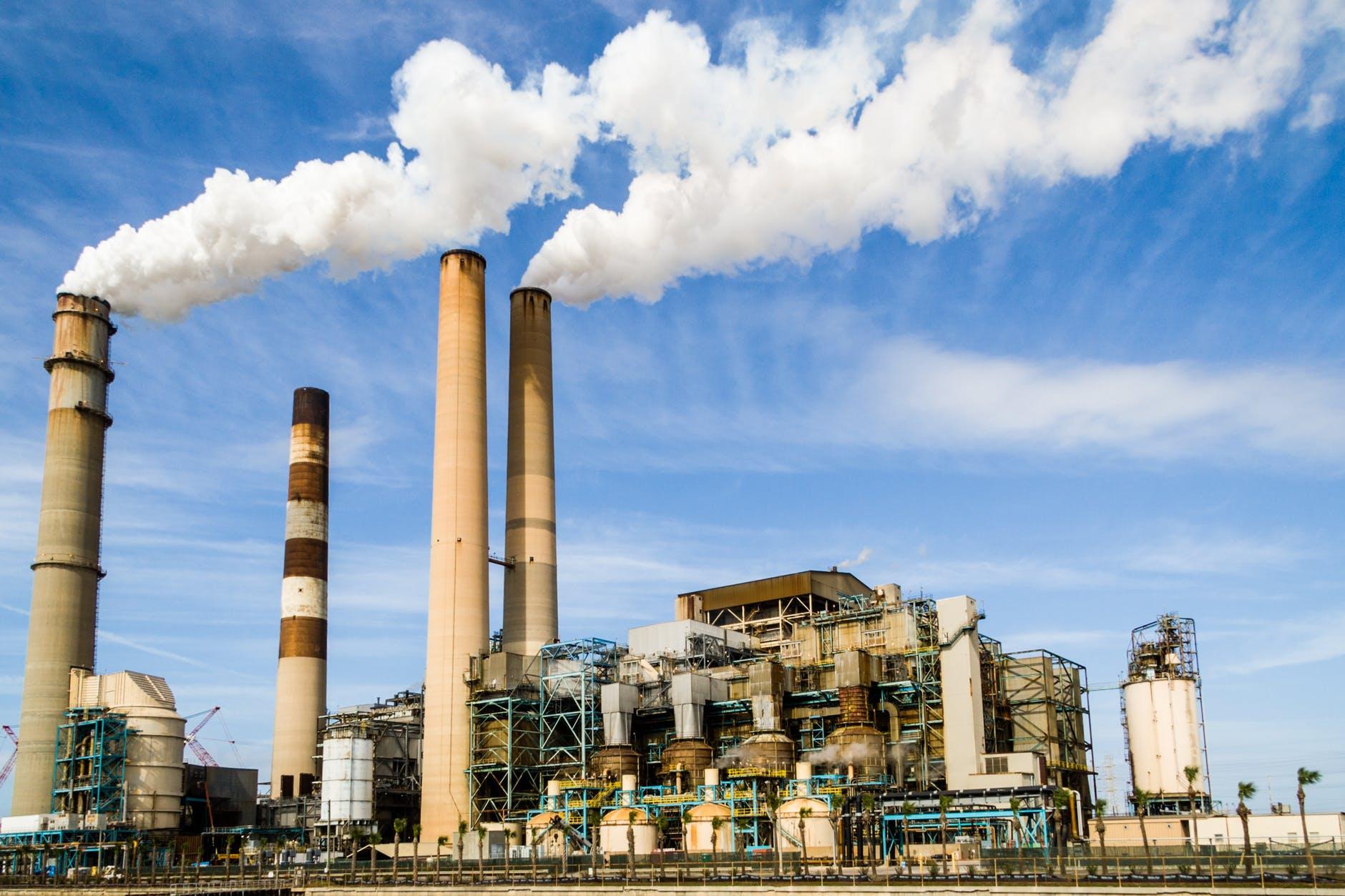 Küresel ısınma ve sanayi