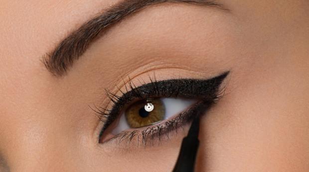Etkileyici göz makyajı