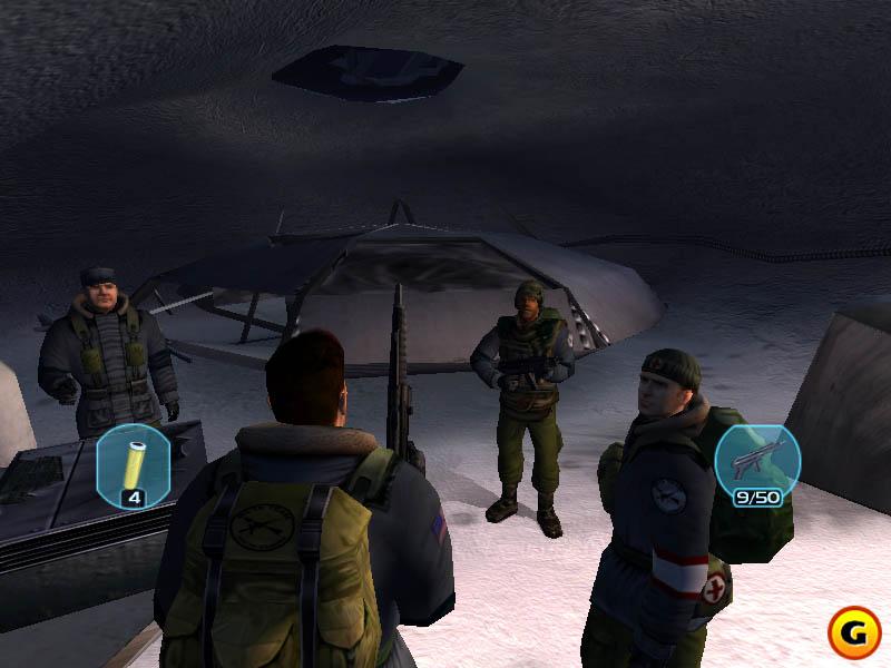 the thing blain ufo 2002