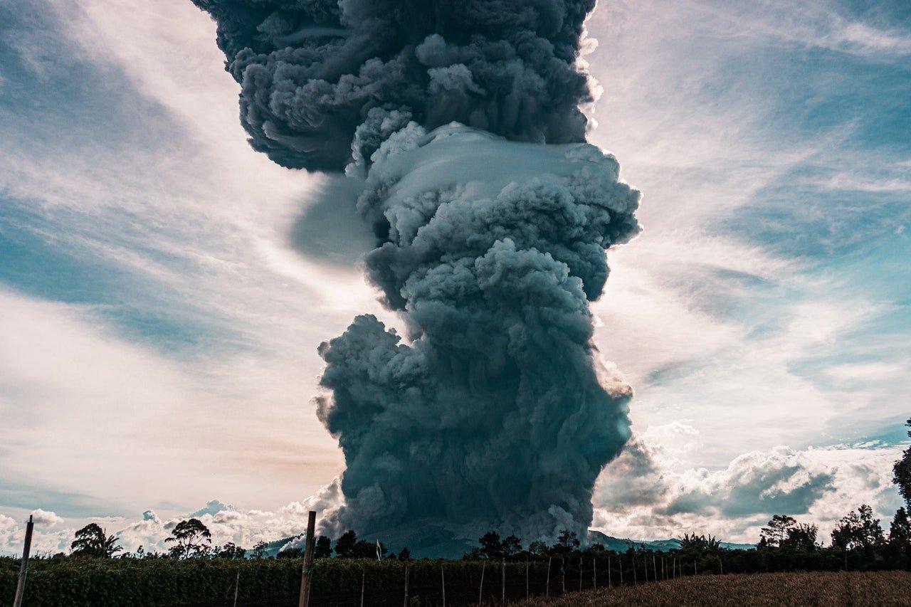 Volkanik aktivite ve küresel ısınma/soğuma